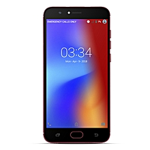 "Dual SIM Android Mobile Smart Phone 5+13MP Unlocked 4G 5.5"" 16GB Quad Core-red"