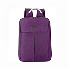 "Business Casual Style Travel Backpacks For 13""-15.6"" Laptop -Violet"