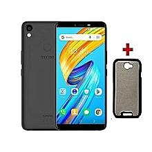 Spark 2 KA70- 6'' Android 8.1, [16GB+2GB RAM],  Face Unlock, finger print sensor, (Dual SIM), Black