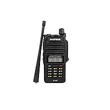 Walkie Talkie - BaoFeng BF R760 Harga Price Malaysia - Dual Band Two Way Radio Portable Waterproof