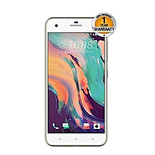 "Desire 10 Pro - 5.5"" - 4GB RAM + 64GB - 20MP Camera - Dual SIM - 4G/LTE - White"