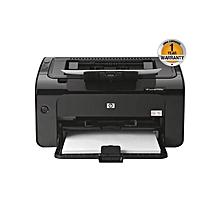 P102 - Laserjet Pro Printer - Black