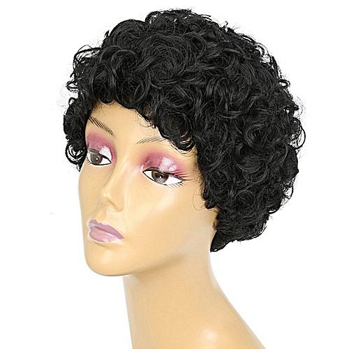 Afro Wig - Black