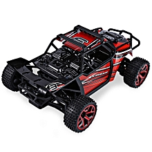 ZC RC 333 - GS04B X - Knight 1 : 18 2.4G 4 Wheel Drive Big Foot RC Speed Buggy-RED