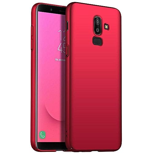 Galaxy J8 2018 Case, RUILEAN Ultra Thin Matt Finish Anti-Fingerprint  Rubberised PC Hard Back Shell Case Cover For Samsung Galaxy J8 2018 843206  c-0