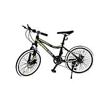 DY210 - Bike – Black/Yellow