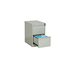 2 Drawers office file cabinet, Dimension 62*45*73cm