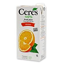 Orange Juice 100% - 1 Litre