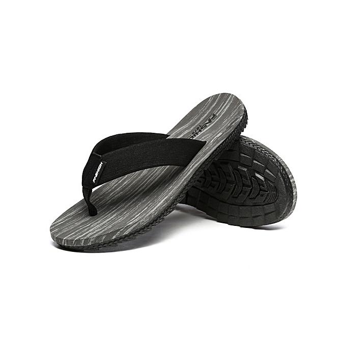 e119ed897b9b Great Super Large Size Summer Men s Flip Flops EVA Soft Indoor Room Sandy  Beach Slippers-