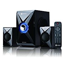 SUB WOOFER,FM,BLUETOOTH,USB/SDSHT 1157Bt  - 5700W PMPO–Black