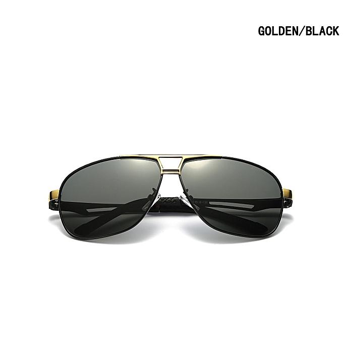 445c603017 AORON Brand Unisex Polarized Sunglasses Men s LOGO Box UV400 Goggles Women s  Designer Leisure Metal Frame Glasses