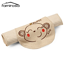 Famirosa Baby Back Sweat Towel Children Kids Wipes Wicking Cotton Washcloth - MULTI-A