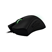 Deathadder 2013 Expert Gaming Mouse USB Wired Computer Mouse 6400 DPI Black
