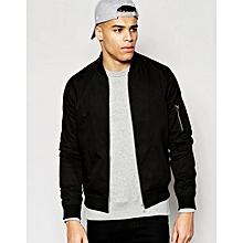 Black Khaki Jacket