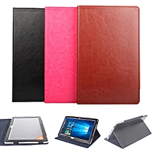 Folding Stand PU Leather Case Cover for Teclast Tbook 16 Pro