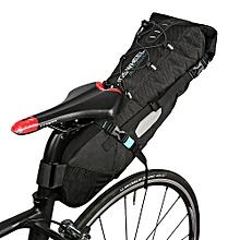 131372 Water-resistant 10L Bike Tail Bag Bicycle Rear Pack