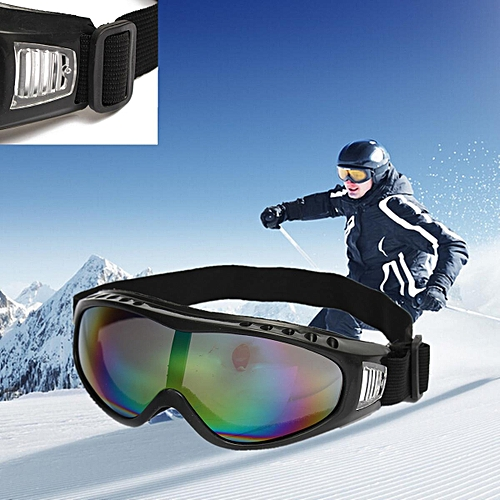 Generic Snowboard Dustproof Sunglasses Motorcycle Ski Goggles Eye Lens Glasses Eyewear Colorful @ Best Price | Jumia Kenya