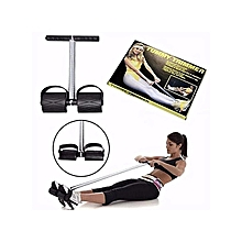 Trimmer Belly Slimming Tummy Shaper Leg Pedal Exerciser Pull Up Resistance Bands