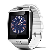 DZ09 - Smartwatch Phone MTK6261 Bluetooth Sleep Monitor Pedometer - White