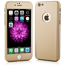 IPhone 6 plus 360° cover - gold