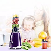 Juicer with 18001 - 20000rpm for Fruit Vegetable - EU Plug - Purple Iris