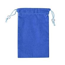 bluerdream-1x Finger Monkey Bags Portable Kids Play Storage Bag Toys Rug Box For Monkey-Blue