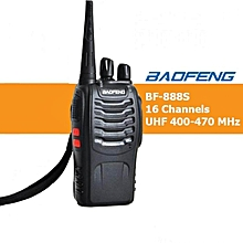 Baofeng 888S Walkie Talkie VHF/UHF FM Transceiver Portable Two-Way Radio