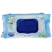 Disposable Wet Wipes 72 PCS