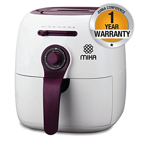 MAF1000 - Air Frier, 2.2L - White & Purple