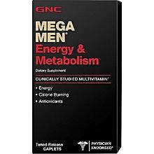 MEGA MEN - Energy & Metabolism - 90 Capslets