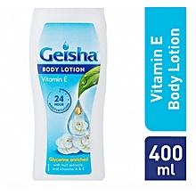 Vitamin E Body Lotion Glycerine Enriched - 400ml