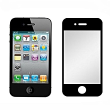1pcs Anti-Glare Front LCD Touch Screen Protector Film For Apple IPhone 4 4G 4S-AS Shown