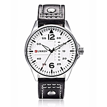 8224 Formal Men Quartz Watch with Day Date Display