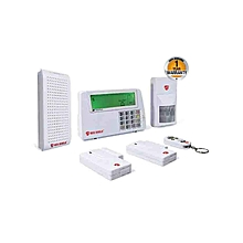 Smart Wireless Alarm Kit - White