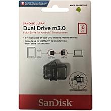 Ultra Dual - USB 3.0 OTG - 16GB Flash disk
