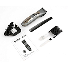 Professional Adult Children Hair Clipper Trimmer Electric Hair Cutting Trimmer