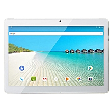 X20 10.1-inch (3GB, 32GB ROM) Android 7.1 Nougat, 6000mAh, 8MP + 2MP, Dual Sim 4G LTE Tablet PC - Silver