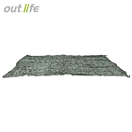 Car Tent Camouflage Net Hunting Camping Cover Sunshade - Army Green