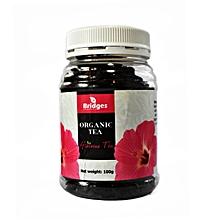 Organic Hibiscus Flower Tea - 100g