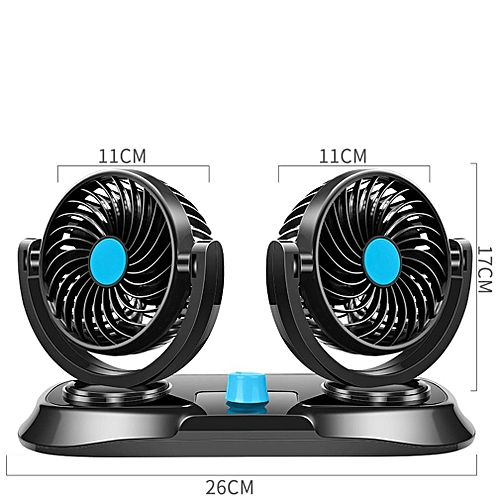 Allwin 12v Electric Fan For Car Accessories Parts Best Price Jumia Kenya