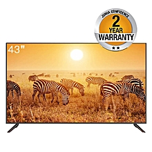 Haier 43'' - FHD - Digital TV - Black