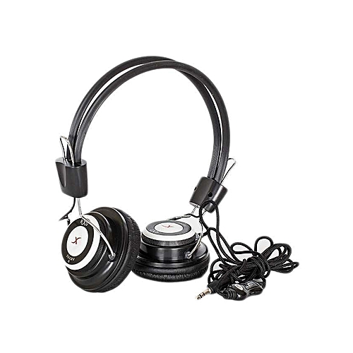 RXD headphones - Black