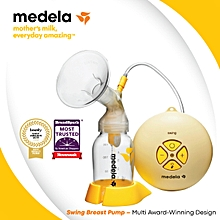 Swing Single Electric Breast Pump - For Single Pumping