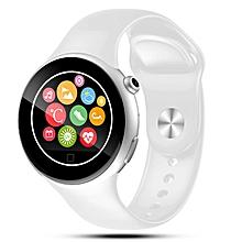 2016 Bluetooth Smart Watch C5 Waterproof WristWatch Sport Pedometer Smartwatch Smartphone Watches  (Color:White)