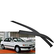 Car Windbreaker/ Window Visor 4pcs for Toyota ae 100