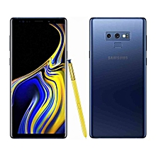 "Galaxy Note 9 - 6.4"" - 128GB - 6GB RAM - 12MP Camera - Single SIM - Deep Sea blue"