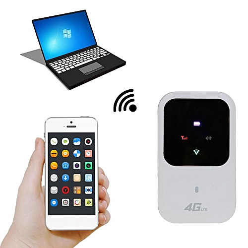 Mini 4G Wifi Router 3G 4G Lte Wireless Pocket Portable Wifi Mobile Hotspot  Car Wi-fi Router With Sim Card Slot