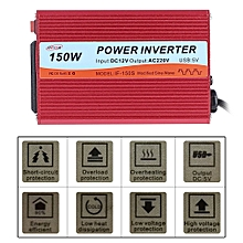 1 Pc DC To AC 150W Power Inverter Modified Sine Wave Car Voltage Converter