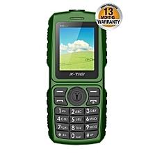 S23 Mini -- Big Torch -FM Radio - Bluetooth - - Green.