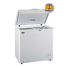 SF190 - Chest Deep Freezer, 6.9Cu.Ft,Gross Capacity 190,Net Capacity 150 Litres - White